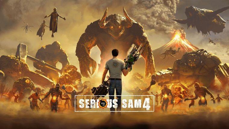 Serious Sam 4 oynanış tanıtım videosu paylaşıldı