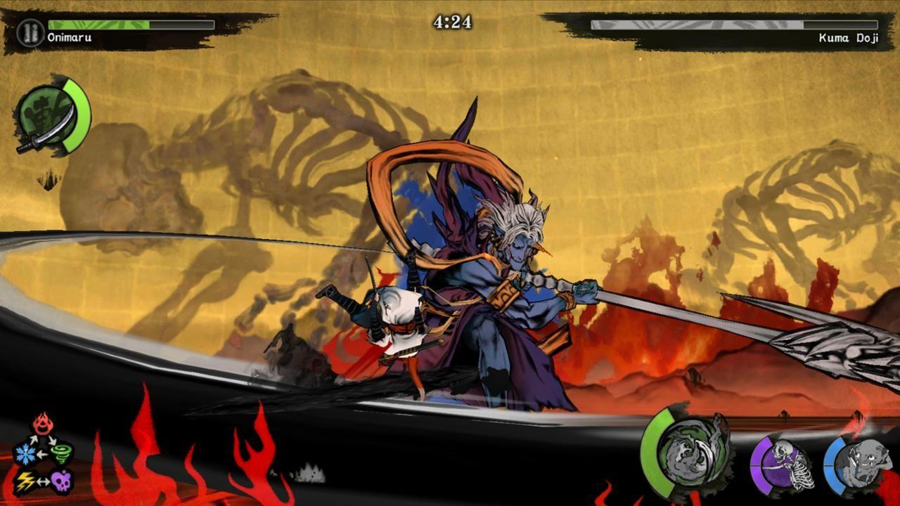 Platinum Games'in mobil oyunu World Of Demons'tan son bilgiler