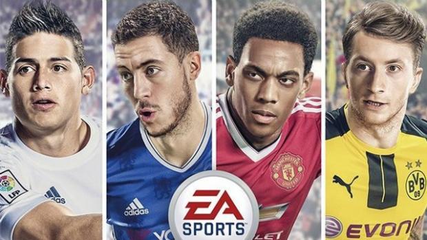 FIFA 17'nin ilk inceleme puanları geldi