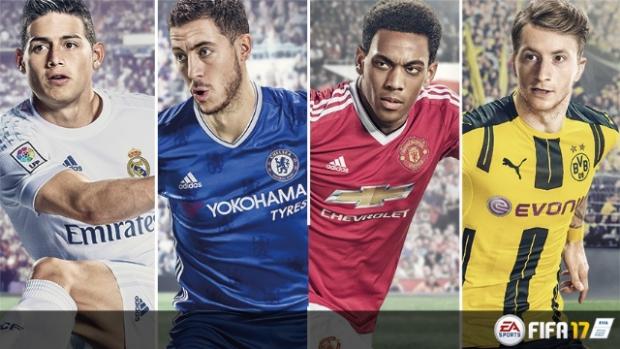 FIFA 17 Resmi Güncelleme Yayınlandı