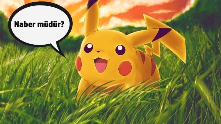 Pikachu konuştu, internet çalkalandı!