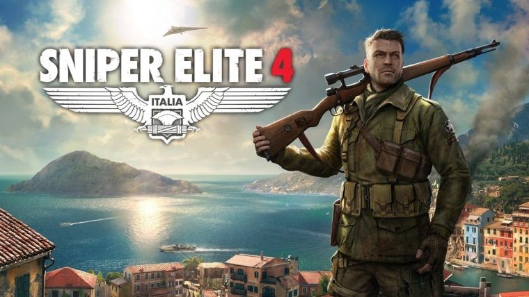 Sniper Elite 4, Nintendo Switch'e geliyor