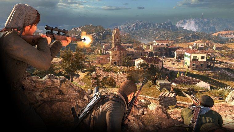 Sniper Elite 4 yeni nesil güncellemesi ile artık çok daha iyi