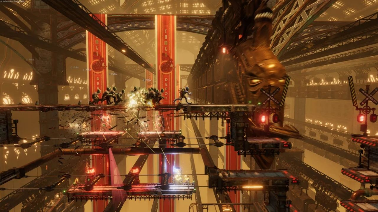 Oddworld Soulstorm için oynanış videosu yayınlandı