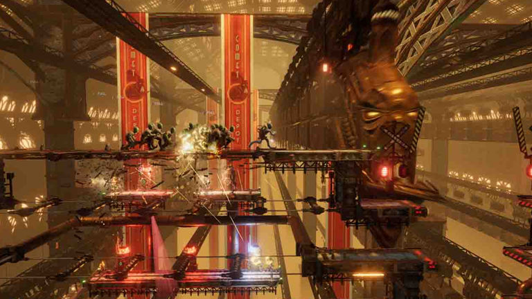 Oddworld Soulstorm released