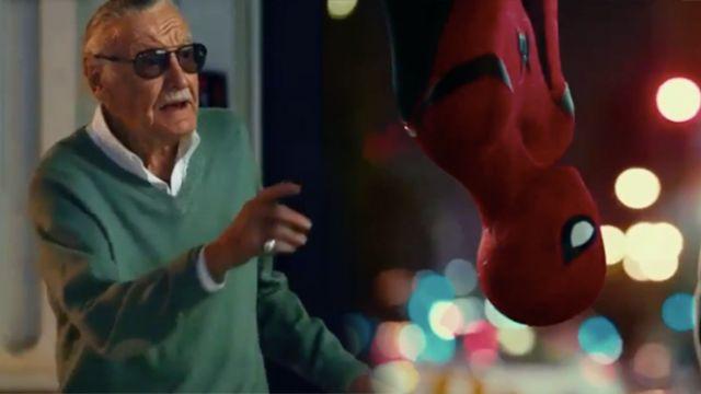 Örümcek Adam filminin yeni fragmanında Stan Lee var!