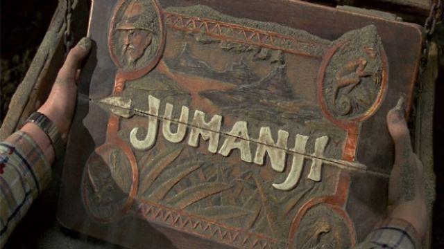Yeni Jumanji filminin ilk fragmanı yayınlandı