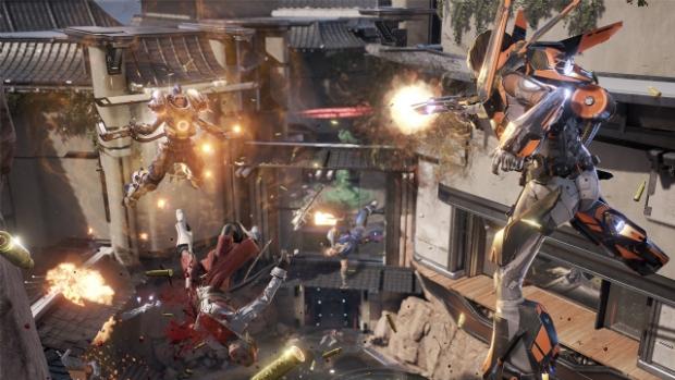 LawBreakers'ın PS4'te kaplayacağı boyut belli oldu
