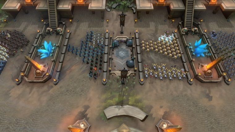 Popüler Warcraft 3 modu Legion TDnin yeni versiyonu Steame eklendi