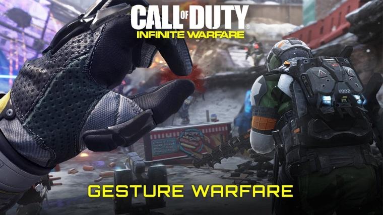Call of Duty: Infinite Warfare'e ilginç bir mod geldi