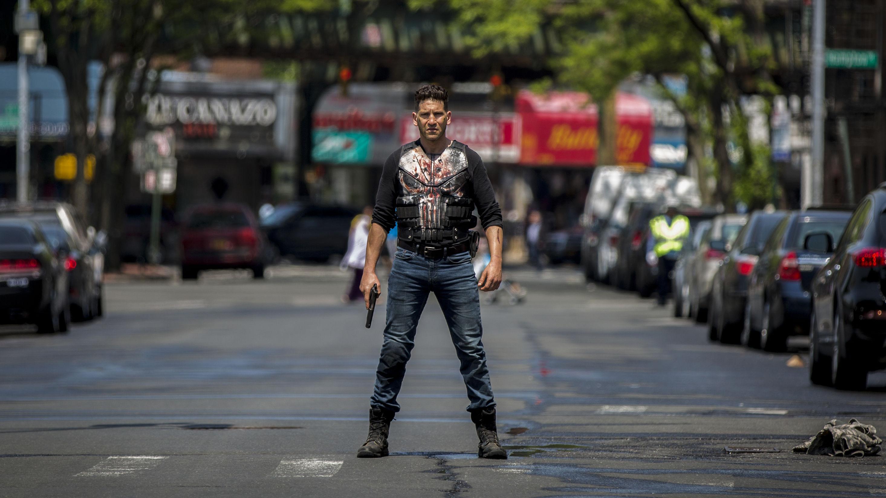 The Punisher - 2.sezonu izledik!