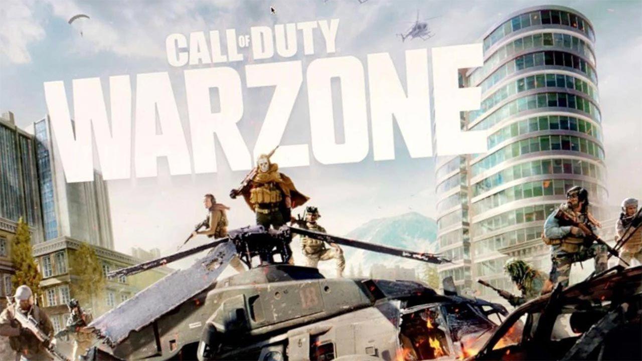 Call of Duty: Warzone bedava ve bağımsız bir oyun olabilir