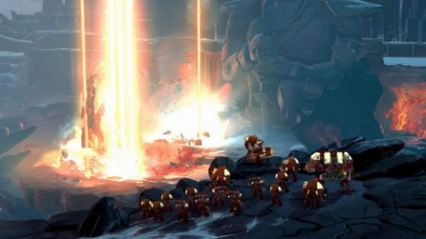 Dawn of War III'ün yeni güncellemesi yayınlandı