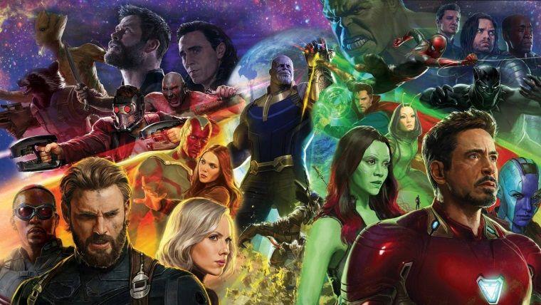Avengers: Infinity War'un merakla beklenen fragmanı bugün geliyor