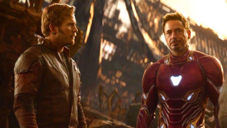 Chris Pratt: Infinity War gelmiş geçmiş en büyük film olacak