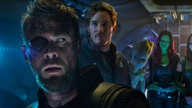 Thor ve Guardians of the Galaxy ekibi nasıl karşılaşıyor?