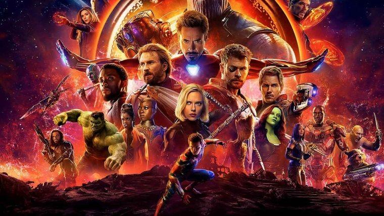 Avengers: Infinity War'un yeni videosu bol aksiyon içeriyor