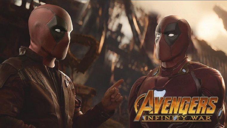 Avengers: Infinity War fragmanını Deadpool basarsa ne olur?