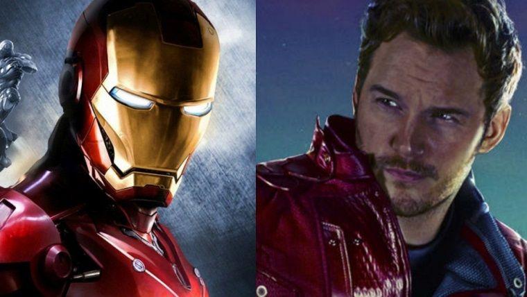 Iron Man ve Star Lord filmde birbirlerine mi girecekler?