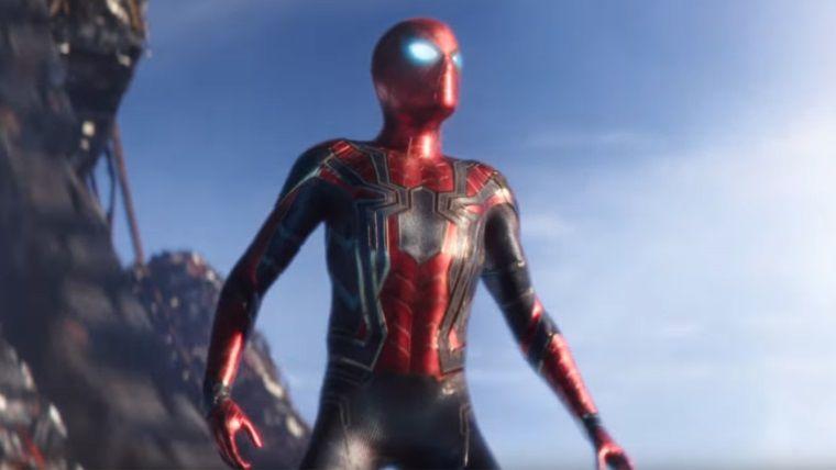 Avengers: Infinity War için Curious Spiderman fragmanı yayınlandı