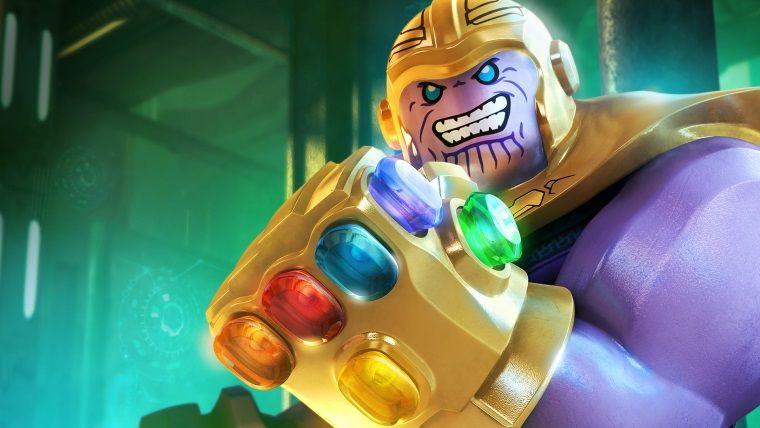 Avengers: Infinity War'un savaş sahnesini Lego ile yaptılar