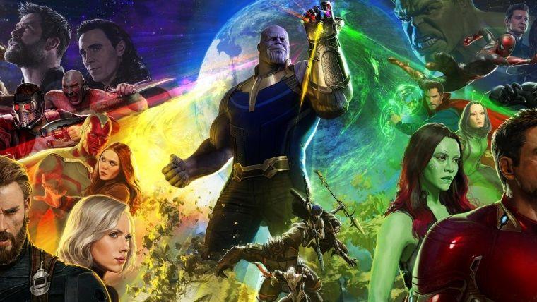 Avengers: Infinity War videosu sızdırıldı!