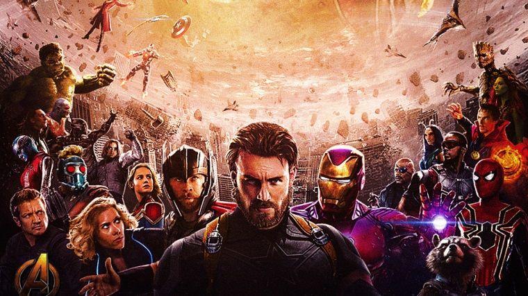 Avengers Infinity War için ilk teaser yayınlandı