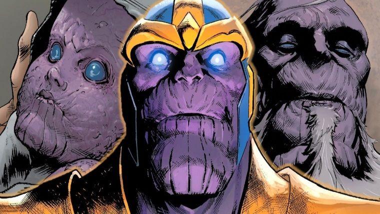 Thanos'un gerçek ismi ortaya çıktı!