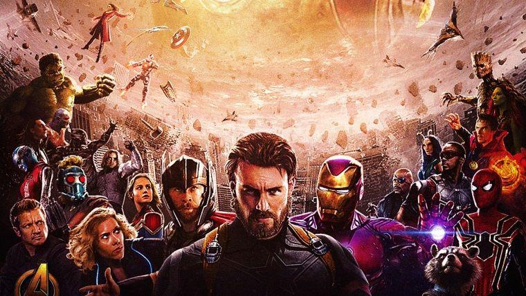 Avengers: Infinity War'ın uluslararası fragmanı yayınlandı