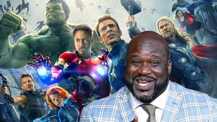 Shaquille O'Neal farklı bir amaçla Avengers olmak istiyor