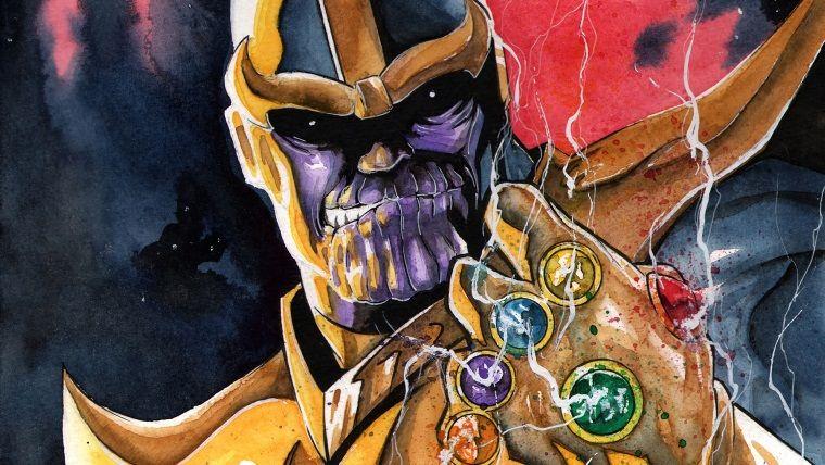 Infinity War afişi son Sonsuzluk Taşının yerini mi söyledi?