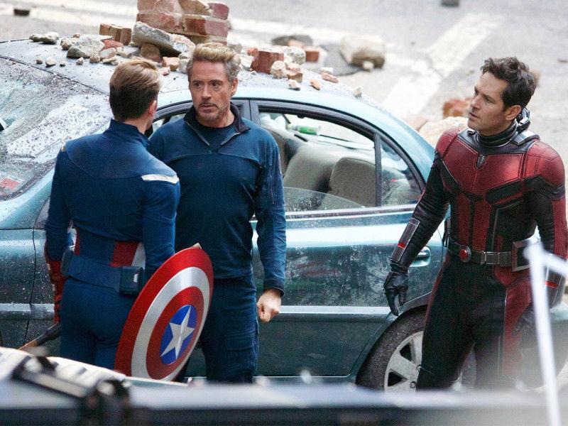Yeni Avengers filminde zamanda yolculuk mu olacak?