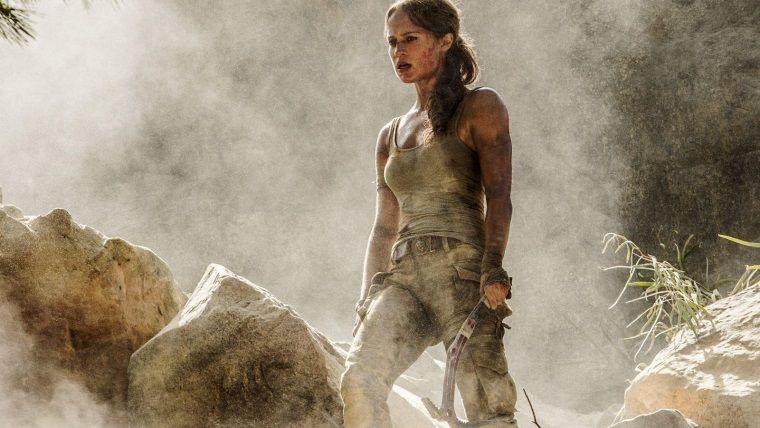 Tomb Raider filminin 2. fragmanı yayınlandı