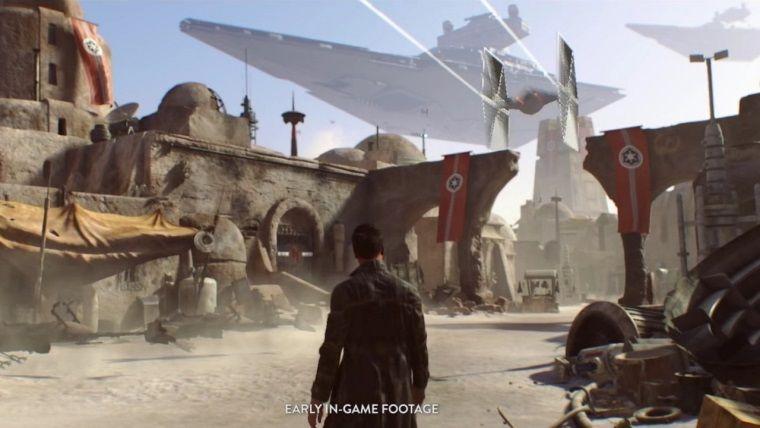 Yeni Star Wars oyunu açık dünya dinamiklerine sahip olacak