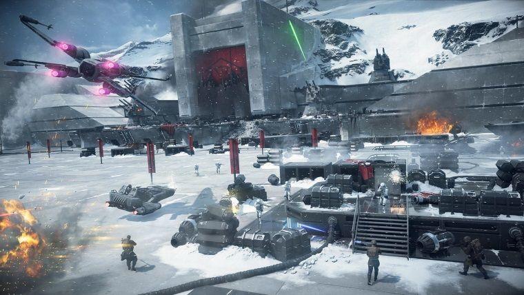 Star Wars Battlefront 2'nin yeni güncellemesi detaylandırıldı