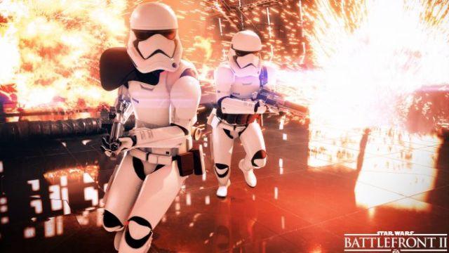 Star Wars: Battlefront 2'den kapalı alfa oynanış videosu geldi