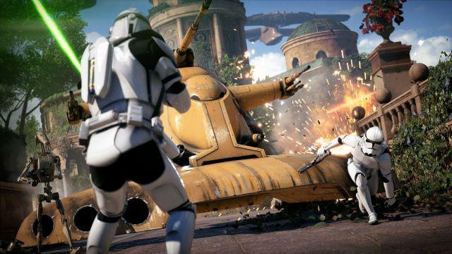 Star Wars Battlefront 2 Betası Ekimde Geliyor!