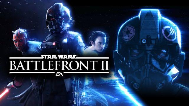 Battlefront 2'nin hikayesine bir de kamera arkasından bakın