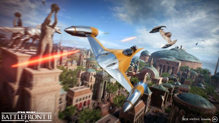 Star Wars: Battlefront 2'nin haritaları belli oldu