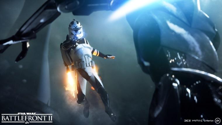 Star Wars: Battlefront 2 için harika bir video yayınlandı