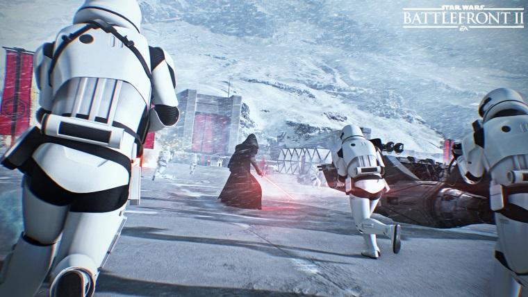 SW: Battlefront 2'nin hikaye modunun ne kadar süreceği belli oldu