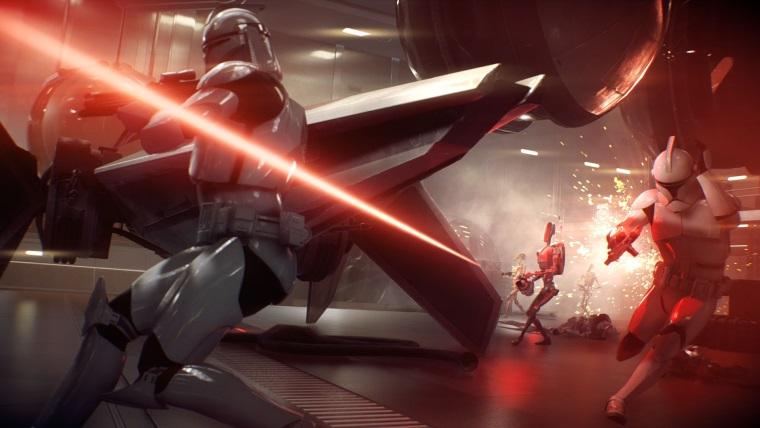 SW: Battlefront 2'nin PC ve PS4 Pro grafik karşılaştırması