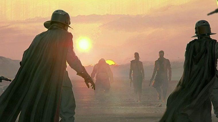 Disney, Star Wars isim haklarını EA Games'tan alıyor mu?