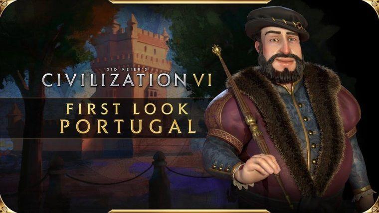 Civilization VI New Frontier Pass: Portekiz Paketi çıktı