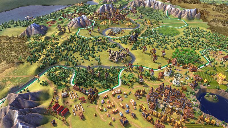 Civilization VI: Ethiopia 23 Temmuz'da çıkacak