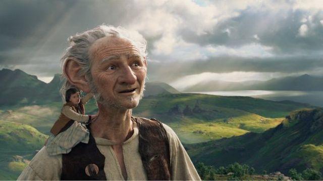 Steven Spielberg imzalı The BFG'den yeni fragman geldi!