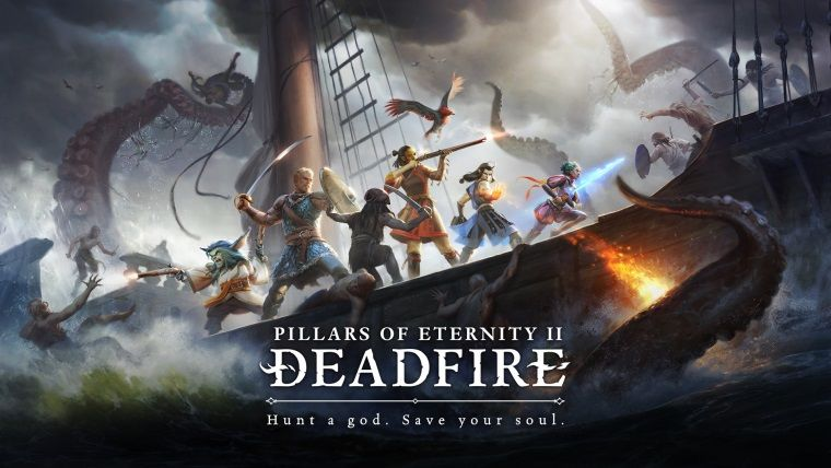Pillars of Eternity II: Deadfire'dan yeni bir video geldi