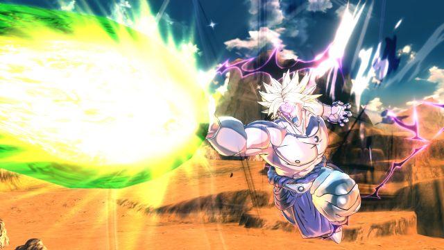 Dragon Ball Xenoverse 2 Switch çıkış tarihi açıklandı