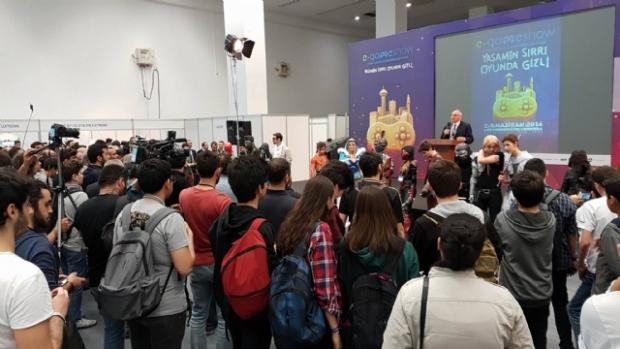 E-Gameshow Fuarı Ankara'da kapılarını açtı