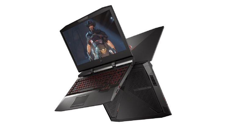 HP'nin en güçlü oyun laptop'ı Omen X